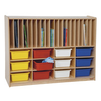 Cubbies, Paper Holder and Cubby Storage Supplies, Item Number 084770
