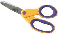 School Smart Blunt Tip Kids Scissors, 5 Inches Item Number 084837
