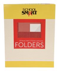 2 Pocket Folders, Item Number 084883