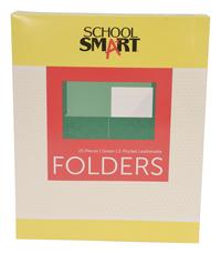 2 Pocket Folders, Item Number 084894