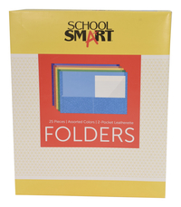 2 Pocket Folders, Item Number 084900