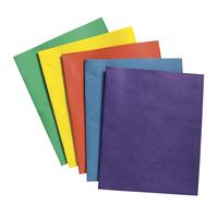 2 Pocket Folders , Item Number 084901