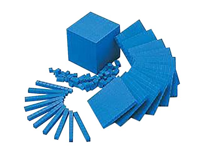 Base 10 Blocks, Place Value, Base 10, Base 10 Math Supplies, Item Number 084950