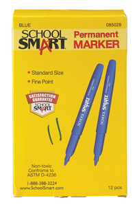 Permanent Markers, Item Number 085028