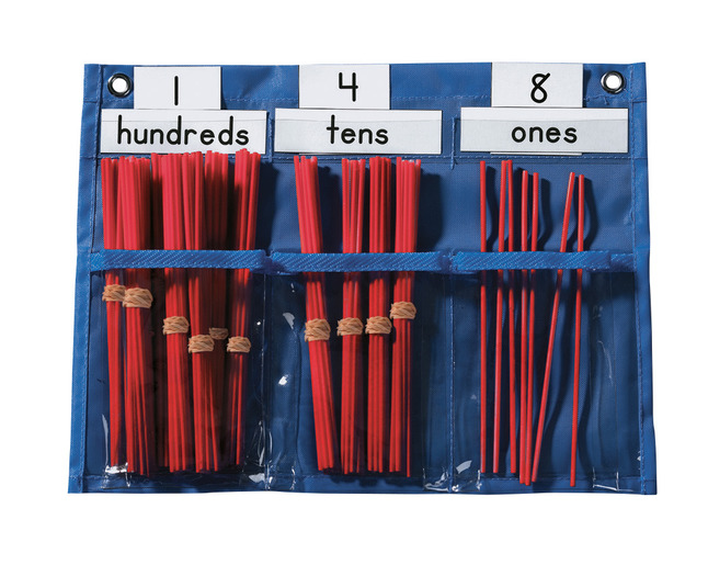Place Value, Counting, Place Value Games Supplies, Item Number 085078