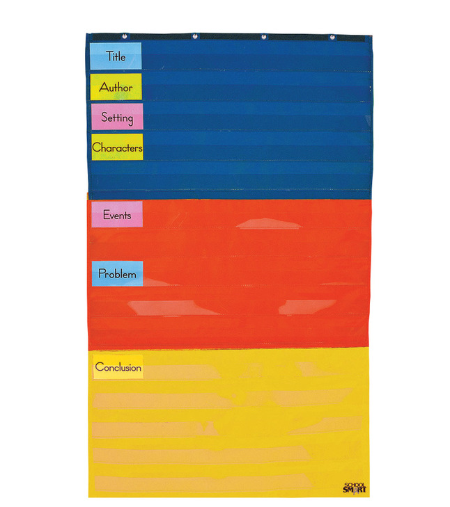 Teacher, Classroom Pocket Charts Supplies, Item Number 085122