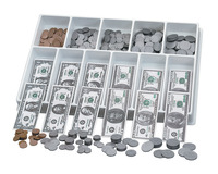 School Smart Money Kit, Set of 976 Item Number 085153