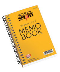 Memo Notebooks, Item Number 085208