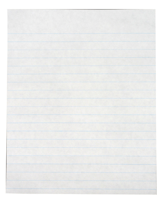 Lined Paper, Primary Ruled Paper, Item Number 085241