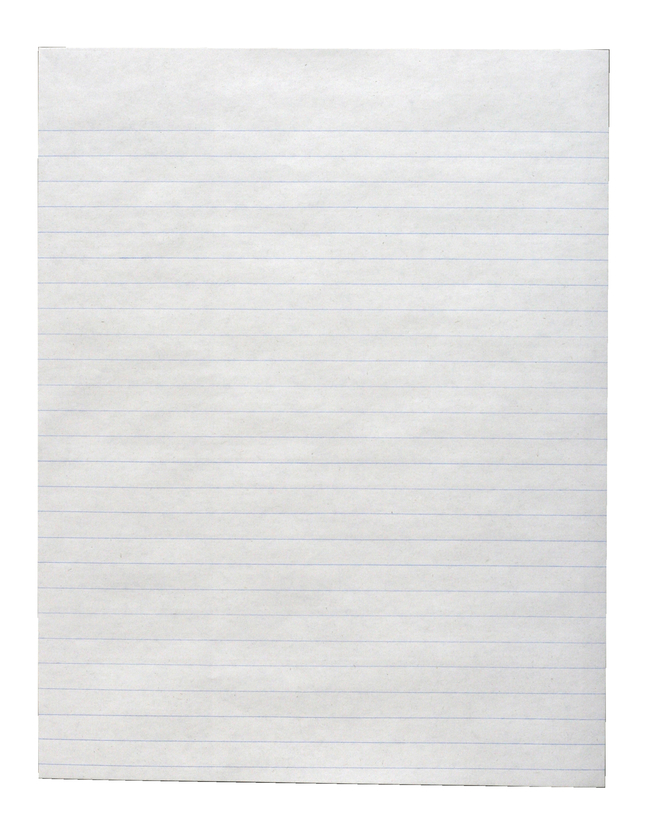 Lined Paper, Primary Ruled Paper, Item Number 085240