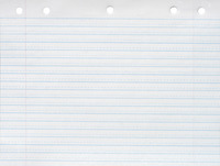 Lined Paper, Primary Ruled Paper, Item Number 085244
