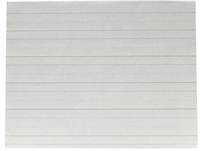 Lined Paper, Primary Ruled Paper, Item Number 085270