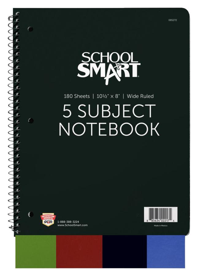 Wirebound Notebooks, Item Number 085272