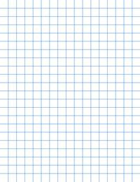 Graph Paper, Item Number 085284