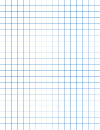 Graph Paper, Item Number 085277