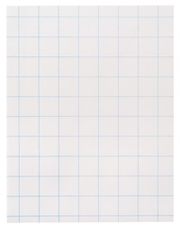 Graph Paper, Item Number 085280