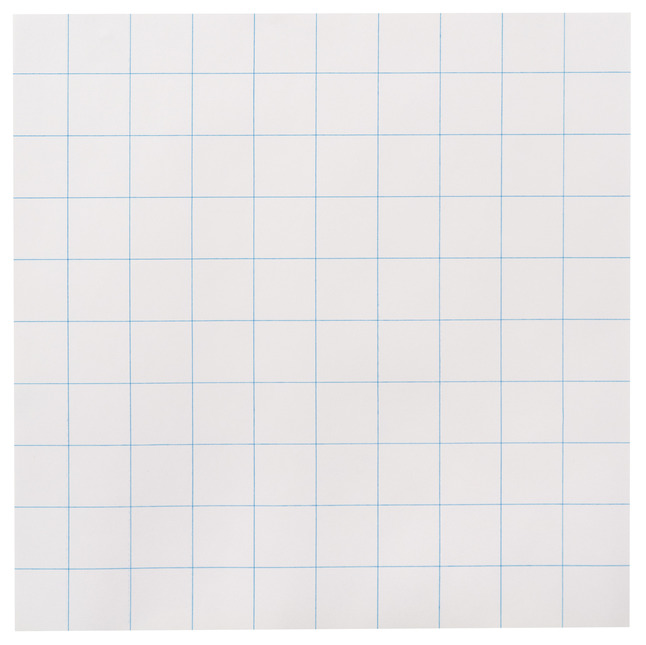school smart graph paper  15 lbs  10 x 10 inches  white