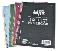 Wirebound Notebooks, Item Number 085314
