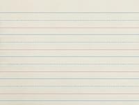 Zaner Bloser Paper, Item Number 085328