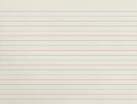 Zaner Bloser Paper, Item Number 085333