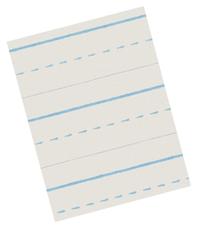 Zaner Bloser Paper, Item Number 085338