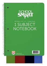 Wirebound Notebooks, Item Number 085421