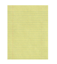 Lined Paper, Primary Ruled Paper, Item Number 085430