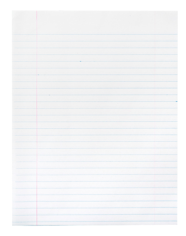 Lined Paper, Primary Ruled Paper, Item Number 085425