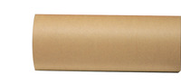 School Smart Butcher Kraft Paper Roll, 50 lbs, 18 Inches x 1000 Feet, Brown Item Number 085446