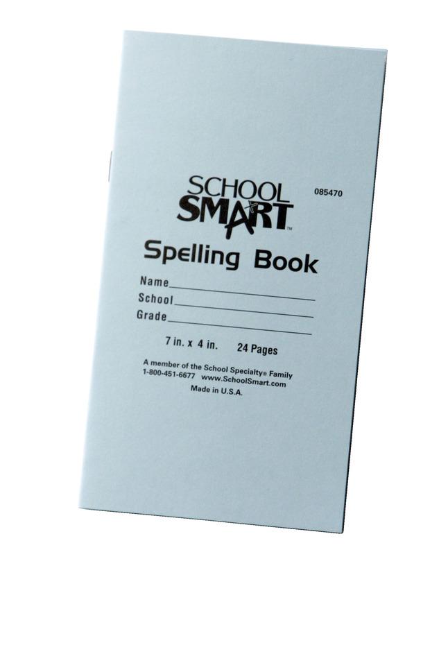 Exam Books, Item Number 085470