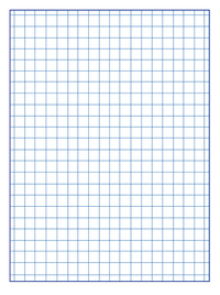 Graph Paper, Item Number 085478
