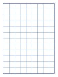 Graph Paper, Item Number 085481