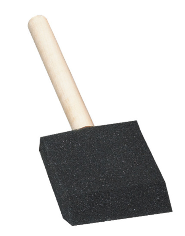 Foam Brushes, Item Number 085669