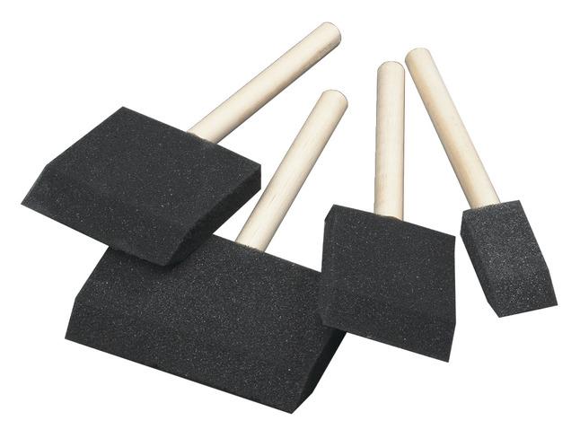 Foam Brushes, Item Number 085676