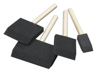 Foam Brushes, Item Number 085676