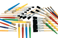 Paint Brushes, Item Number 085778