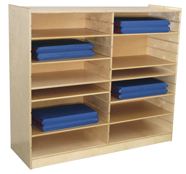 Mat Storage and Cot Storage Supplies, Item Number 086159