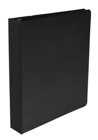 Basic Round Ring Reference Binders, Item Number 086364
