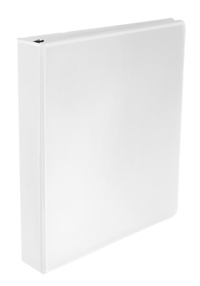 Basic Round Ring Reference Binders, Item Number 086370
