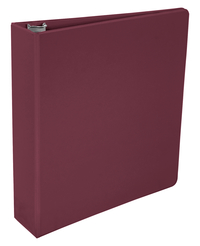 Basic Round Ring Reference Binders, Item Number 086374