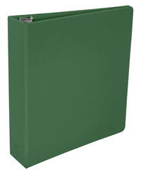 Basic Round Ring Reference Binders, Item Number 086375