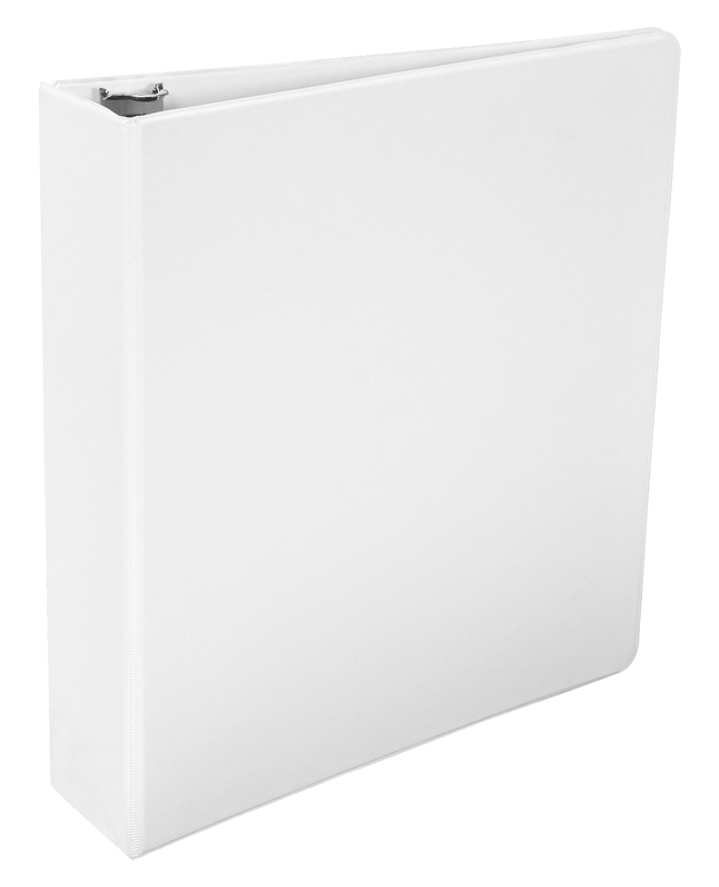 Basic D-ring Reference Binders, Item Number 2006455