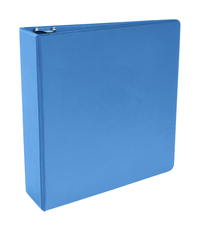 Basic Round Ring Reference Binders, Item Number 086381