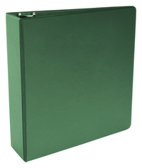 Basic Round Ring Reference Binders, Item Number 086383