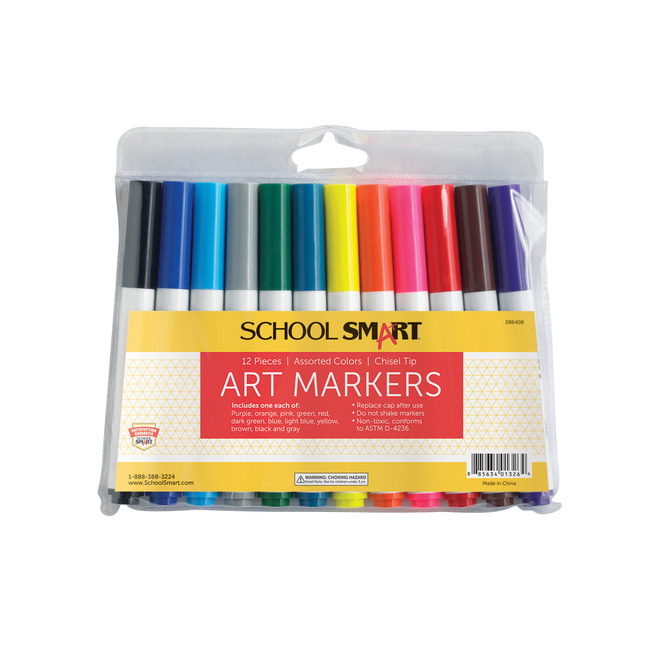 Art Markers, Item Number 086408