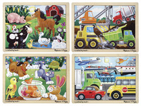 Early Childhood Jigsaw Puzzles, Item Number 086454
