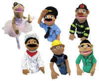 Dramatic Play Puppets, Item Number 086560