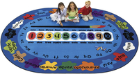 Kids and Billingual Rugs Supplies, Item Number 086733