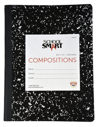 Composition Books, Composition Notebooks, Item Number 086769