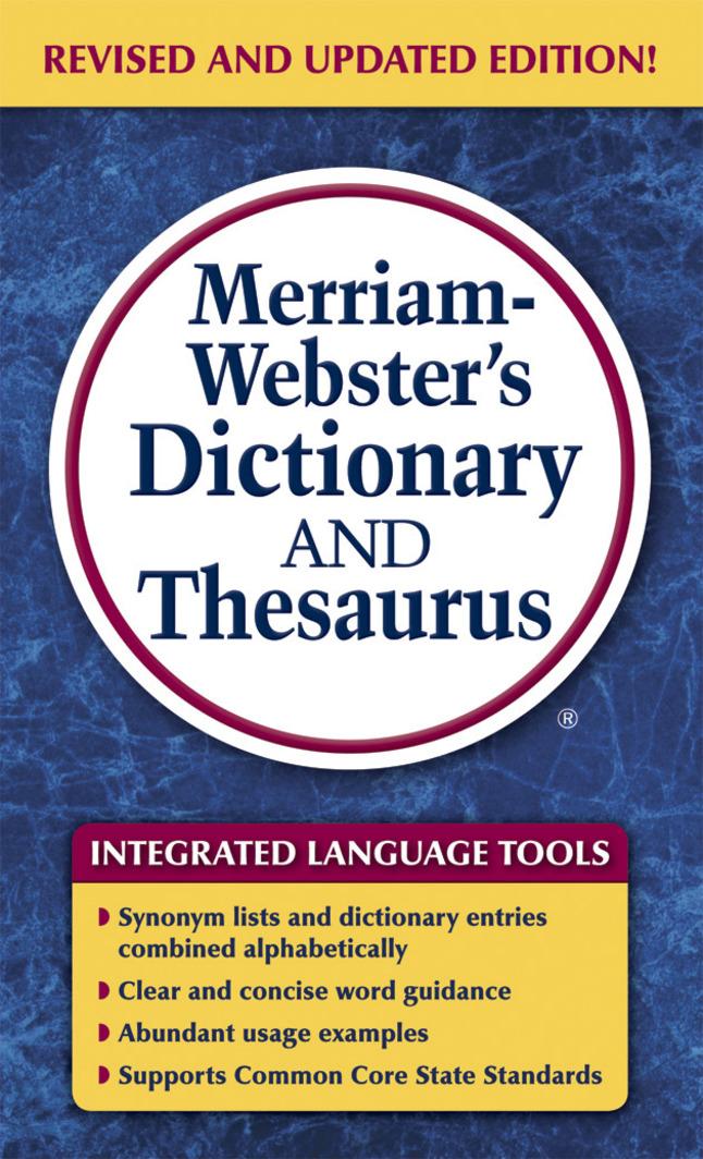Dictionary, Item Number 086794